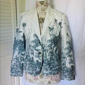 Anthropologie Daughters of the Liberation Blazer 2